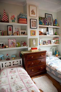 twin kamers voor kids