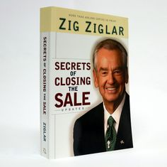 From the psychology of closing to the nuts and bolts of selling, it's no wonder this is the only purely sales book to make the New York Times Best-Seller list.