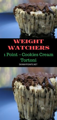 Skinny Recipes, Ww Recipes, Low Carb Recipes, Cooking Recipes, Weight Watchers Pumpkin, Weight Watchers Desserts, Ww Desserts, Dessert Recipes, Cookies And Cream