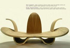 Meditation Chair... meditate IT Octochair I think its part wood