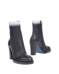 ANN DEMEULEMEESTER Ankle boots $911 #yoox