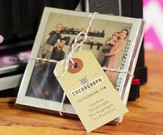 Cocoagraph Turns Your Favorite Photos into Chocolate Polaroids