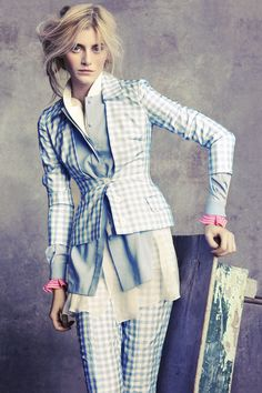 Victorian Style Fashion - Cheeky Gender-Bending Looks - Marie Claire