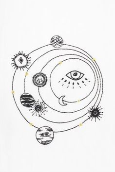 All Seeing Eye pattern - Free embroidery patterns - DMC Embroidery Patterns Free, Cross Stitch Patterns, Embroidery Designs, Broderie Simple, Eye Pattern, Hippie Art, Eye Art, Art Inspo, Tatting
