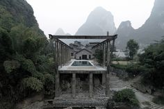 An Old Sugar Mill Converted Into an Original Hostel in China – Fubiz Media