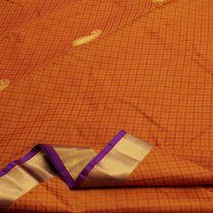 Sarangi Handwoven Kanjivaram Silk Sari - 350126247 from Sarangi * Feel Beautiful