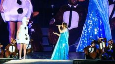 """""""The cold never bothered me anyway."""" QUICK CHANGE @idinamenzel"""