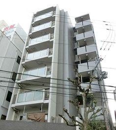 堺市堺区 賃貸マンション アトリエール堺新町