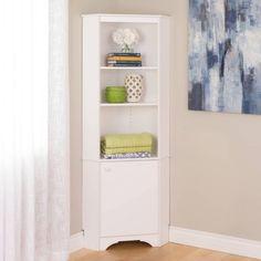 Inspirational Tall Corner Storage Cabinet