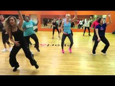 """Happy"" by Pharrel Zumba with Robin - YouTube"