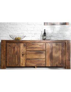 COMODA GIANT SHEESHAM 18810 Buffet, Cabinet, Storage, Interior, Modern, Furniture, Vintage, Design, Home Decor