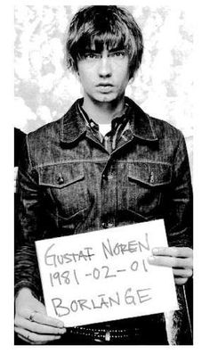Bild von Gustaf Norén I Fall In Love, Falling In Love, You Make Me Laugh, Mug Shots, Cool Bands, I Laughed, Haircuts, Songs, Music