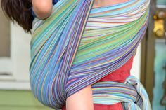 WANT - Isis Woven 'Iridescence'