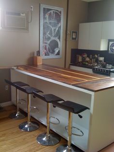 Mio Studio kitchen island