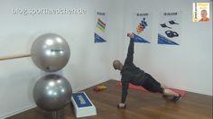 Functional Training Übungen Liegestuetz mit Armheben 4