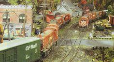 CP Rail Manitoba & Minnesota Subdivision: Great Canadian Model Railroads: Pierre Dion's CP Rail Quebec Subdivision
