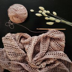 """Mia of Cozysrows on Instagram: """"🤎 I just love this hue! 🤎 In fact, I'm working on two projects that use this about same color. They are both shawls, but the textures are…"""" Shawls, Just Love, Hue, Crochet Patterns, Facts, Journal, Texture, Projects, Inspiration"""