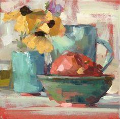 art by Lisa Daria - Daily Painters Originals