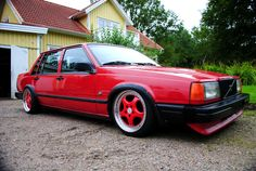 Volvo 740 Turbo                                                       …
