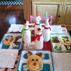 Kid's Christmas Breakfast