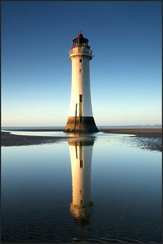 Fort Perch Rock Lighthouse   New Brighton England.I want to go see this place one day.Please check out my website thanks. www.photopix.co.nz