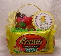 DIY Easter basket.