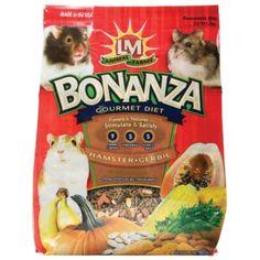 Bonanza Hamster-Gerbil 2Lb
