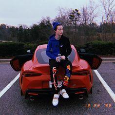 bought my first car at owe it all to you guys🖤 Young Cute Boys, Cute Teenage Boys, My Boys, Charli Xcx, My Future Boyfriend, To My Future Husband, Gregg, Hot Emo Boys, Cute White Boys
