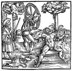 Klassisches Radern - Breaking wheel - Wikipedia, the free encyclopedia