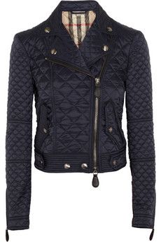 quilted // motorcycle // all black // warm and stylish // coats // jackets