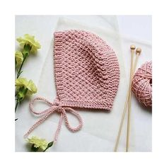 sewing patterns free My First Bonnet Knitting pattern by anna awad - Baby bonnet knitting pattern. Easy, quick and fun knit! Suggested alternative yarns: Debbie Bliss Baby Cashmerino, Berroco Corsica, King Cole Bamboo Cotton DK See more See less Christmas Knitting Patterns, Baby Knitting Patterns, Baby Patterns, Sewing Patterns, Crochet Patterns, Baby Hats Knitting, Arm Knitting, Knitted Hats, Crochet Hats