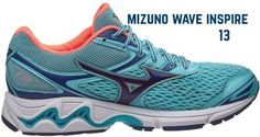 Mizuno-Wave-Inspire-13-running-shoes Tailors Bunion, Best Running Shoes, Running Motivation, Asics, Marathon, Wave, Inspire, Sneakers, Fashion