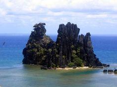 New Caledonia, la Poule de Hienghen