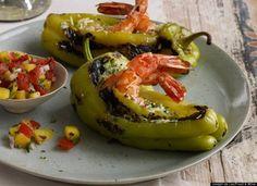 Mango-Tomato Salsa