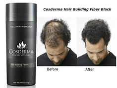 Cosderma 54 gm, Black Hair Building Fiber Pack of 2, Hair... http://www.amazon.in/dp/B071XQY6Q8/ref=cm_sw_r_pi_dp_x_zYDuzbANNDSFA