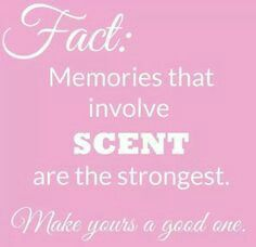What is your favourite scent