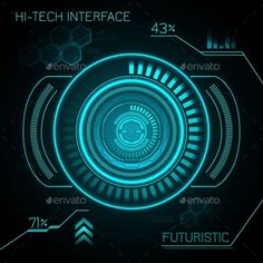 Buy Hud Futuristic Background by macrovector on GraphicRiver. Hud hi-tech futuristic dashboard smart interface display background vector illustration. Photo Background Images, Editing Background, Background Banner, Pattern Background, Vector Background, Futuristic Technology, Futuristic Design, Technology Gadgets, Tech Gadgets