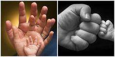 Photographing Newborn Hands