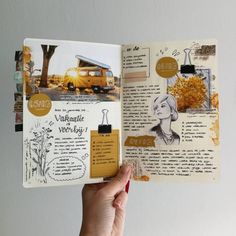 Veritable allié de l'organisation, voici des idées pour utiliser votre bullet journal pour prévoir vos futurs voyages : économies, réservations...