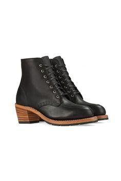Clara Boot in Black - Philistine