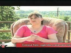 """Niculina Gheorghiță invitată la """"Doctor H"""", """"Corpul fizic, oglinda creie..."""