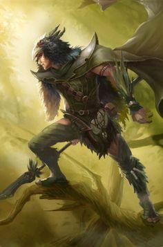Druid scout
