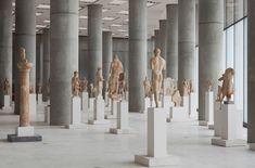 New Acropolis Museum - Architect: Bernard Tschumi