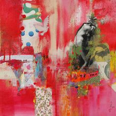 """Saatchi Online Artist Xiaoyang Galas; Painting, """"With me"""" #art"""