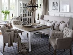 Settee Dining Room Set Settee Dining Room Set Dining Sofas Home And Textiles Settee Dining Room Table Couches For Dining Room Tables Settee Dining, Dining Room Table, Dining Area, Corner Dining Set, Dining Sets, Dining Room Inspiration, Story Inspiration, Room Set, House Design