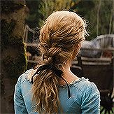 Lily James Cinderella Hairstyles