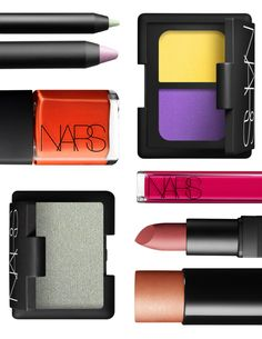 Hello, summer color! NARS Summer Shock