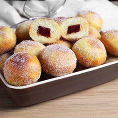 5 Minute Crafts Videos, Churros, Snack, Doughnut, Bread Recipes, Food Videos, Deserts, Healthy Recipes, Baking