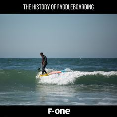 Discover the origins of this increasingly popular water sport and take a look at the timeline of stand up paddleboarding, including its significant moments and pioneers! Paddleboarding, Time Out, Water Sports, Origins, Surfing, Waves, In This Moment, History, News