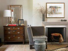 Living Room // Carter Kay Interiors // Atlanta, GA